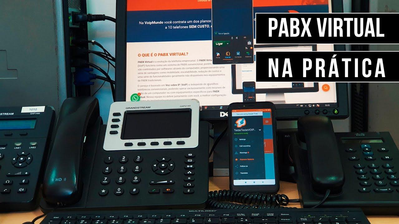 PABX Virtual